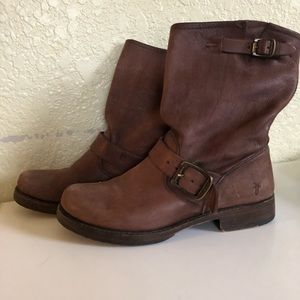Frye Brown Boots Size 6